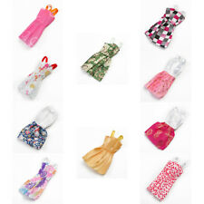 10Pcs Beautiful Wedding Dress Party Gown Clothes Costume Outfits For Barbie Doll