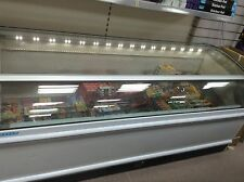 Display Freezers FOR SALE - Novums 2.2m Glass Lift Top all perfect working cond