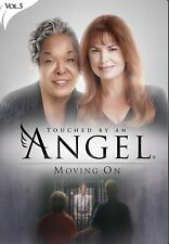 NEW DVD- TOUCHED by an ANGEL -  MOVING ON - DELLA REESE , TRACEY GOLD - VOL 5