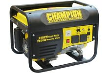Champion CPG3500EU 2800w petrol generator 220v EU version