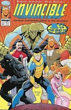 Invincible Comic Issue 133 Limited Variant Modern Age First Print 2017 Kirkman