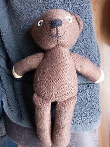 """Ty Mr Bean Teddy Soft Plush Toy 9"""""""