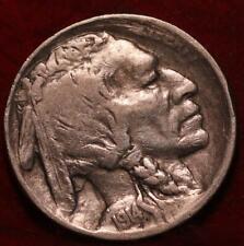 1914-D Denver Mint Buffalo Nickel