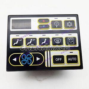 New Air Conditioner Controller Volvo VOE14697658 ECU Computer Control Box