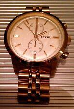 Fossil Men's Watch Gold
