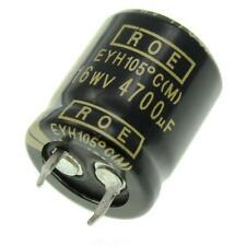5x Snap-In Elko Kondensator 4700µF 16V 105°C ; EYH07LU447D02K ; 4700uF