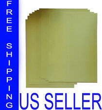 """12 sheet pack Kevlar ballistic bulletproof fabric 10x12"""" - NIJ IIIA 3A capable"""
