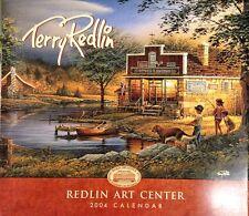 Redlin Art Center Calendar: 2004 By Terry Redlin