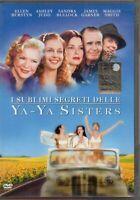SUBLIMI SEGRETI DELLE YA-YA SISTERS (2002) un film di Callie Khouri  -DVD WARNER