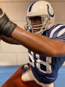Danbury Mint  -  Indianapolis Colts Marvin Harrison