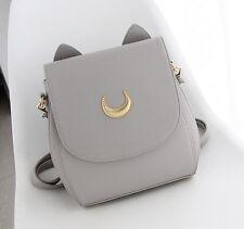 Sailor Moon Moon Gray anime satchel shoulder bag backpack fashion bags new
