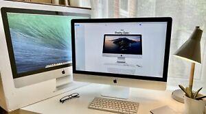 "iMac 27"" Core i7 3.4GHz 1TB Hard Drive 32 GB RAM, 2GB GeForce GTX 775MX,Boxed"