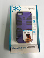 Speck CandyShell Grip 2-Layers Hard Shell Snap Cover Case fo iPhone SE iPhone 5s