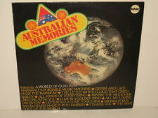 AUSTRALIAN MEMORIES - LP - VARIOUS - BETTY McQUADE - THE CHEROKEES