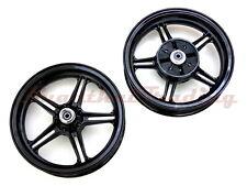 Kawasaki Ksr110 Ksr 110 Genuine OEM Front Back Mag Wheels Rim
