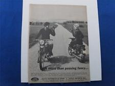 Cycle Magazine Jawa  1964 ad  'A more than passing Fancy'           ads316