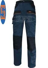Delta Plus Panoply Mcpan Mach 2 aziendale Uomo Cargo Ginocchiera Work Pantaloni XXL Blu scuro