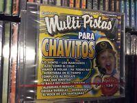 Conta Con Multi Pistas . Para CHAVITOS nuevo cd