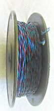 (NEW) General Cable Cross Connect Wire 1PR 24 AWG Blue + Violet 500 FT