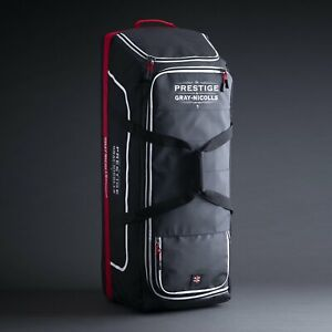 2021 Gray Nicolls Prestige Black Wheelie Cricket Bag Size -  92cm x 38cm x 34cm