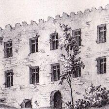 Château de Fargues  Bazas Aquitaine Gironde