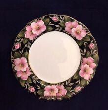 Royal Albert Provincial Flowers Alberta Rose Bone China Plate 8''