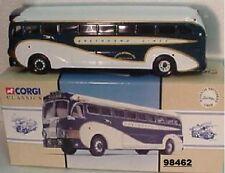 Corgi 98462 Yellow Coach 743 Bus Greyhound