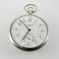 Orologio da tasca in argento 925 a carica manuale Silver pocket watch