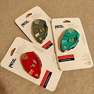 NEW Petzl Grigri Belay Device (2019 - 3rd Gen) - Assisted braking belay device