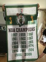 Boston Celtics Champions 3x5 Feet Banner Flag NBA