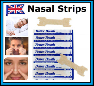 ❤️Better Breath Nasal Nose Strips Right Easy Stop Anti Snoring Sleeping football