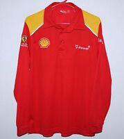 Scuderia Ferrari Formula 1 F1 team shirt Size S special made only for staff
