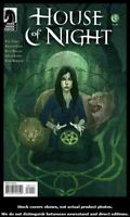House of Night 1 Dark Horse 2011 VF/NM Cover A by Jenny Frison
