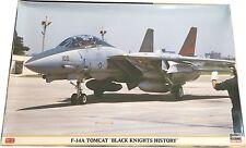 Hasegawa F-14A Tomcat Black Knights History Model Kit Ref 09516 Escala 1:48