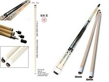 Pearl 2-Shaft Gemini Series Pool Cue With 10 Pcs Laminate Low Deflection Shaft!
