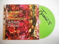 JAMIE T. PANIC PREVENTION : BRAND NEW BASS GUITAR [CD ALBUM PROMO PORT GRATUIT]