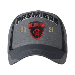 Melbourne Demons 2021 AFL Premiership P1 Hat/Cap!  **PRE-SALE**