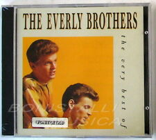 THE EVERLY BROTHERS - THE VERY BEST OF - CD Sigillato
