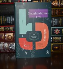 Hardcover Slaughterhouse-Five Duty Dance with Death by Kurt Vonnegut 25th Ann