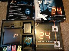 24 sulla base della serie televisiva TV DVD INTERATTIVO BOARD GAME 1 2 3 4 COMPLETA