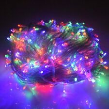 holiday Led christmas lights outdoor 100M 50M 30M 20M 10M led string lights deco