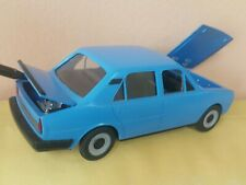 VINTAGE SKODA 120 L TOY CAR 1/20 HARD PLASTIC MADE IN CZECHOSLOVAKIA IGRA ITES