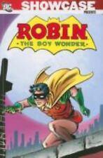 Showcase Presents: Robin the Boy Wonder Vol. 1 by Leo Dorfman, E. Nelson Bridwel