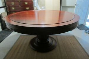 Rosewood Chinese Round Dinning Table