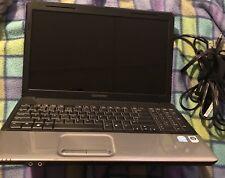 Compaq laptop Presario CQ60 gently used, bad battery, works still