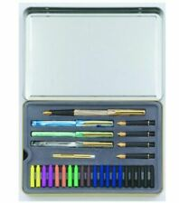 Staedtler 899 SM5 Calligraphy 33-Piece Pen Set