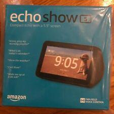 Amazon Echo Show 5 Smart Display -Alexa - Sandstone