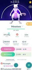 pokemon go mewtwo shadow purified (READ BIO)