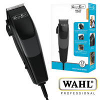 WAHL GROOMEASE SURE CUT HAIR CLIPPER MAINS POWERED UK - BLACK - 79449-417