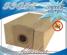 S305K 8 sacchetti filtro carta x Girmi AP 50